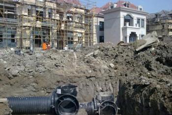 乇津河(墙子河)改造工程